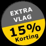 extra-vlag-korting